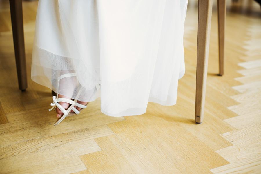 Brautschuhe weiß