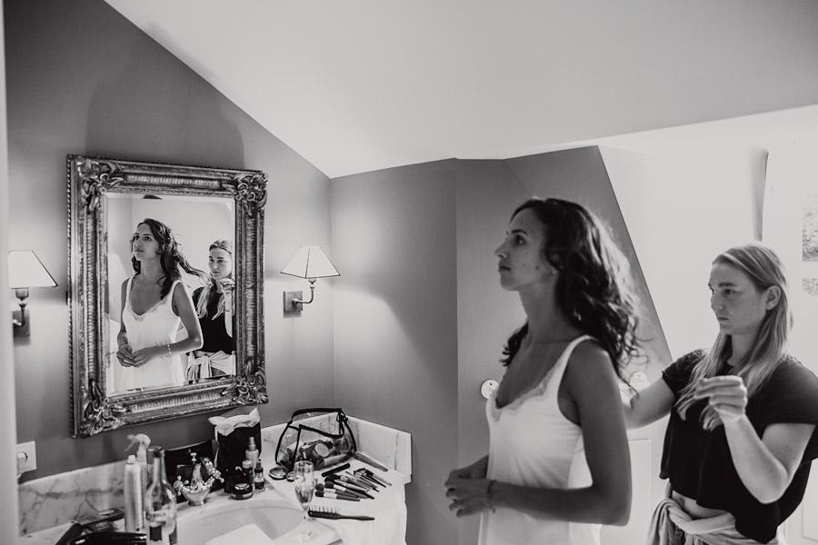 Hochzeit Getting Ready