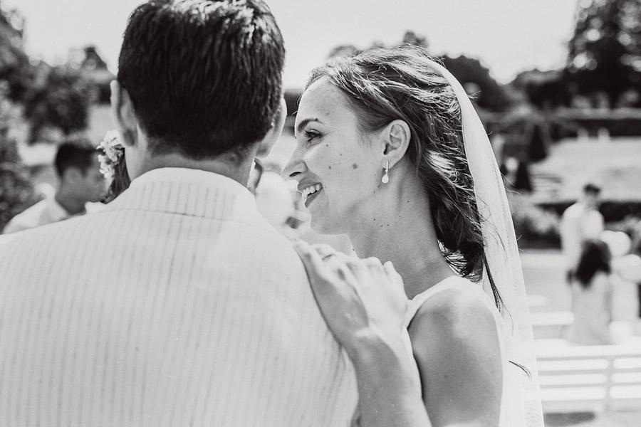 Hochzeit Braut Bräutigam