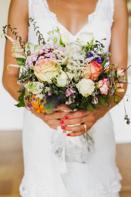 Brautstrauß Hochzeit Braut