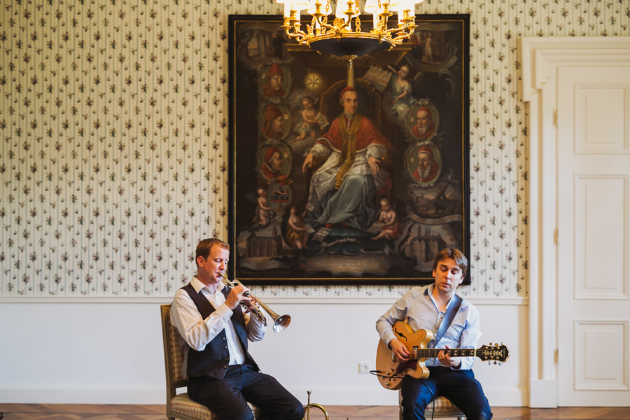 Hochzeit Musik Band
