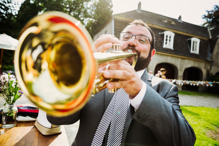 Hochzeit Musik Trompete
