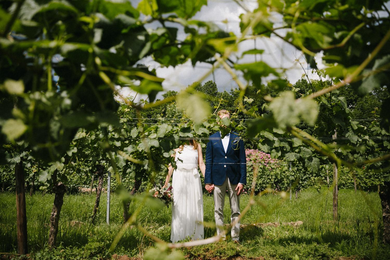 Brautpaarshooting Hessen Weinberge