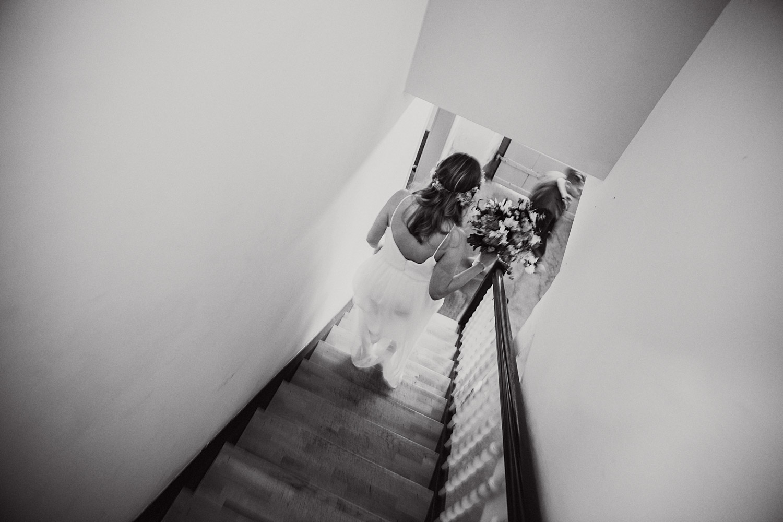 Braut Boho