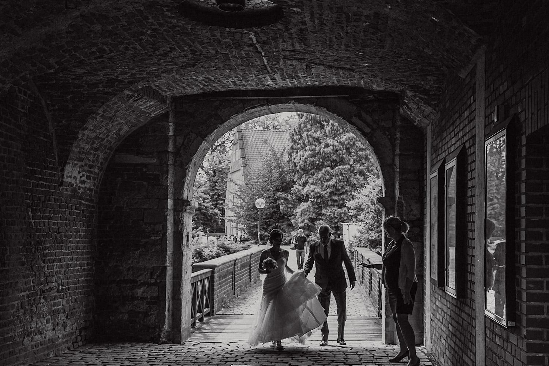 Hochzeit Brauteinzug