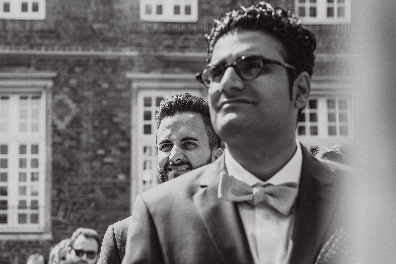 Hochzeitsgast Anzug