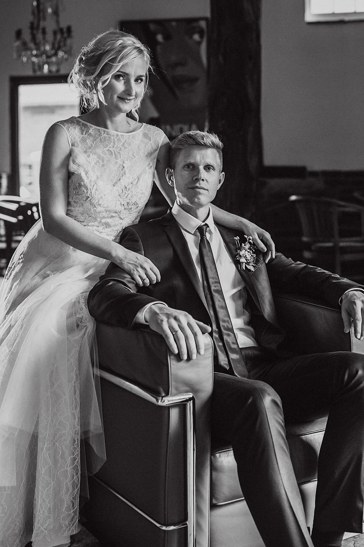 Brautpaarshooting Klassisch