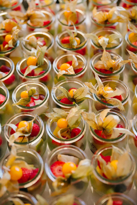 Hochzeit Nachtisch