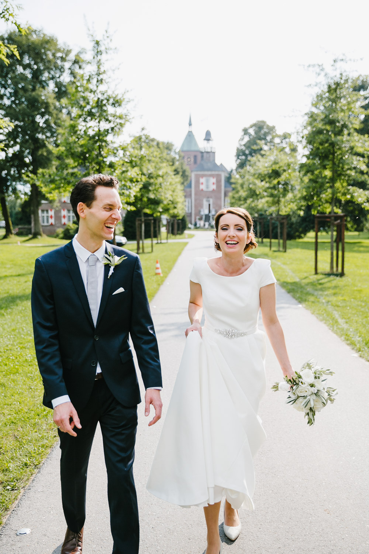 Brautpaarshooting Schloss Hertefeld