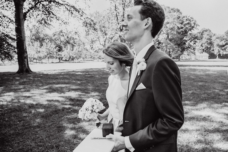 Hochzeitsreportage Brautpaar