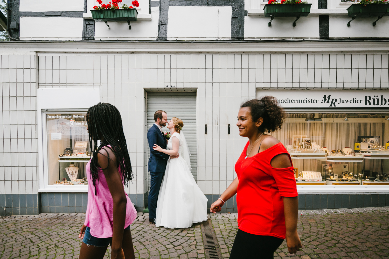 Brautpaarshooting Altstadt