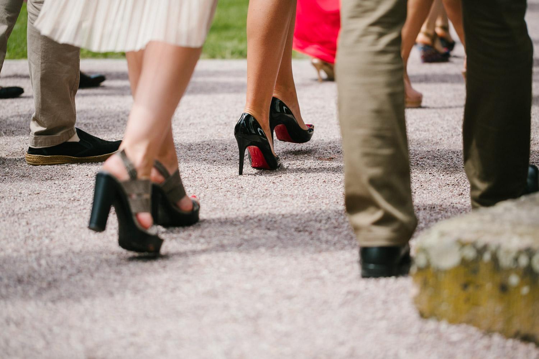 Schuhe Gehen