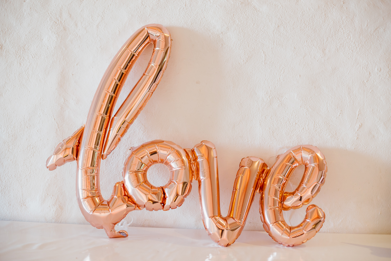 Luftballon Love