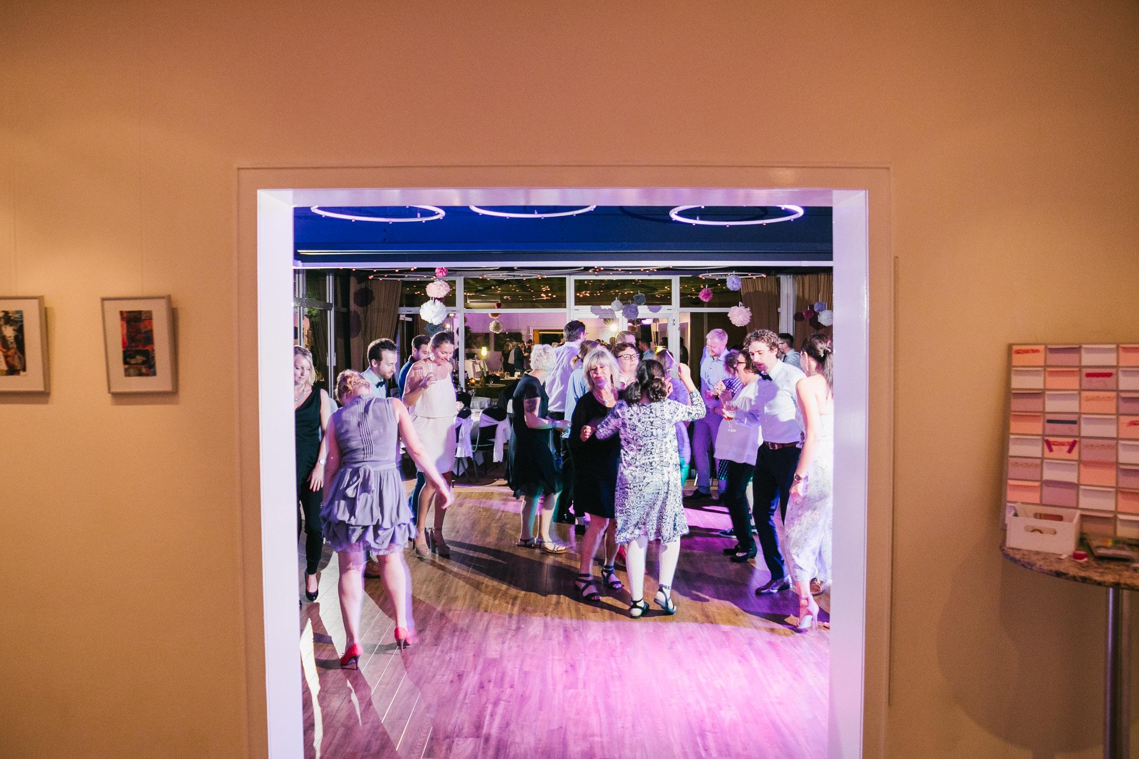 Tanzbereich Hochzeitslocation