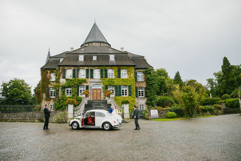 Gebäude Schloss Linnep