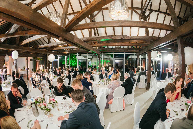 Hochzeitsfeier im Schloss Linnep