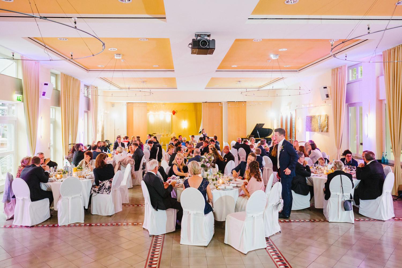 Hochzeitsfeier im Hotel MutterHaus