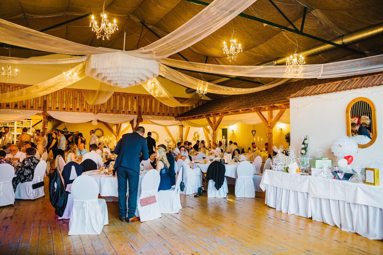 Hochzeitsfeier Bauer Südfeld