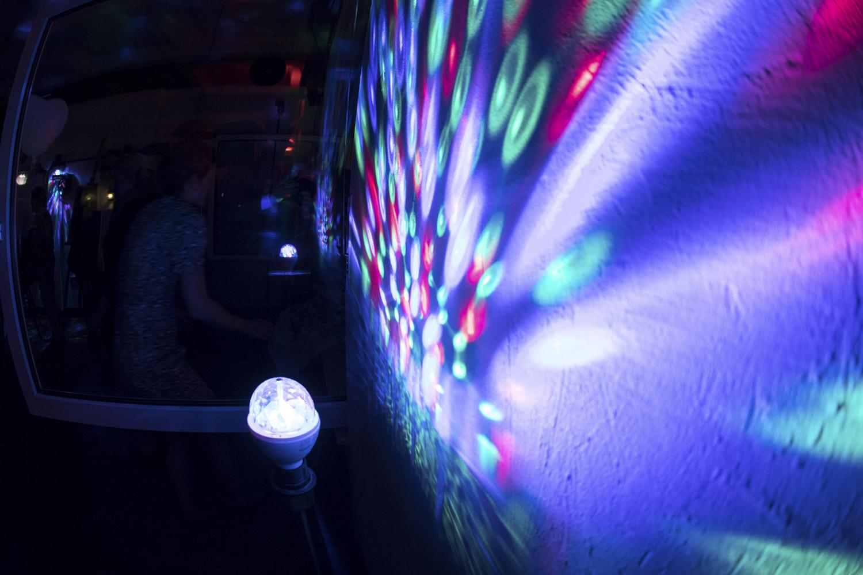 Lichteffekte Zum Hübi