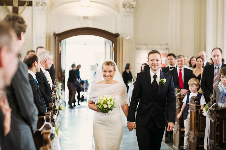 kirchliche Hochzeit