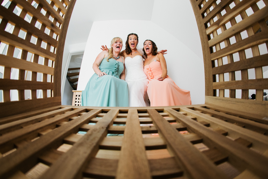 Braut Brautjungfern Witzig