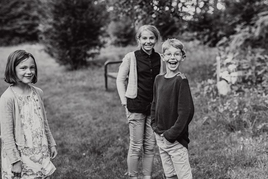 Hochzeitsgäste Kinder
