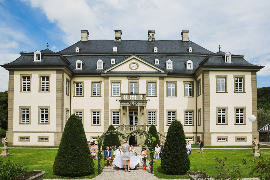 Freie Trauung Schloss