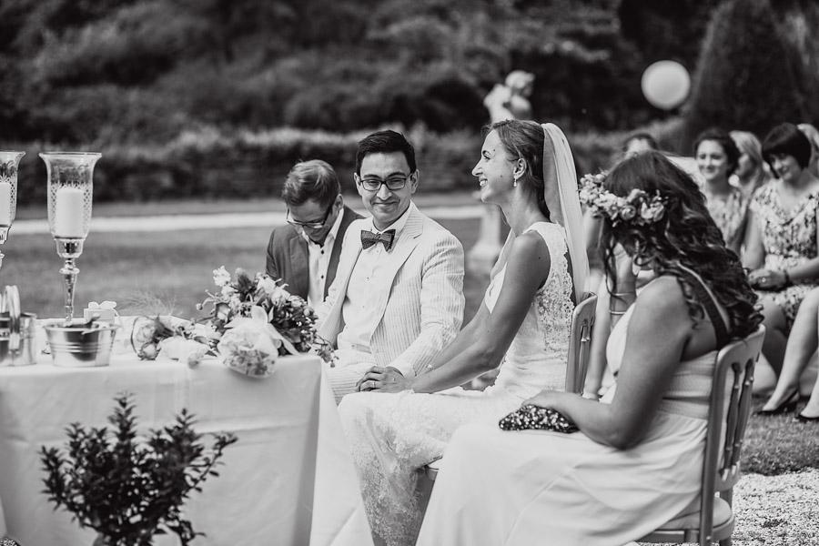 Hochzeit Trauung Brautpaar