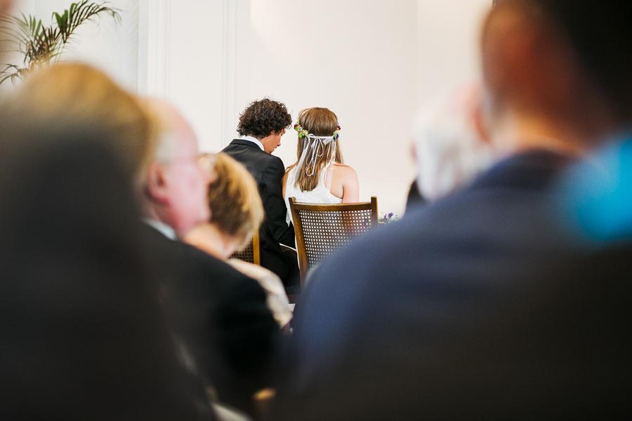 Brautpaar Trauung Zeremonie