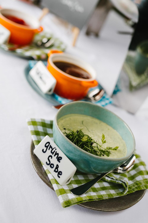 Suppen Soßen