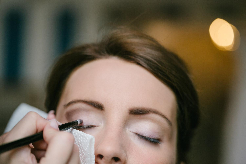 Make-Up Braut