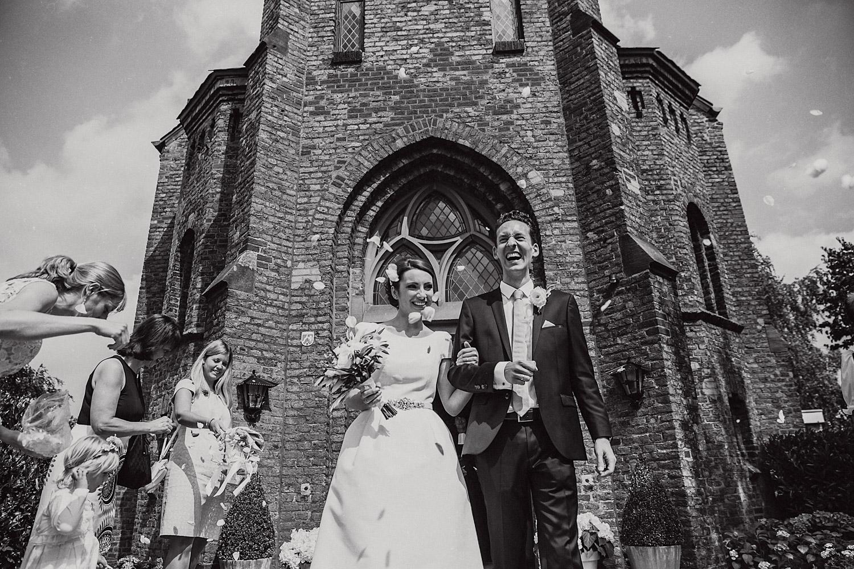 Hochzeit Auszug