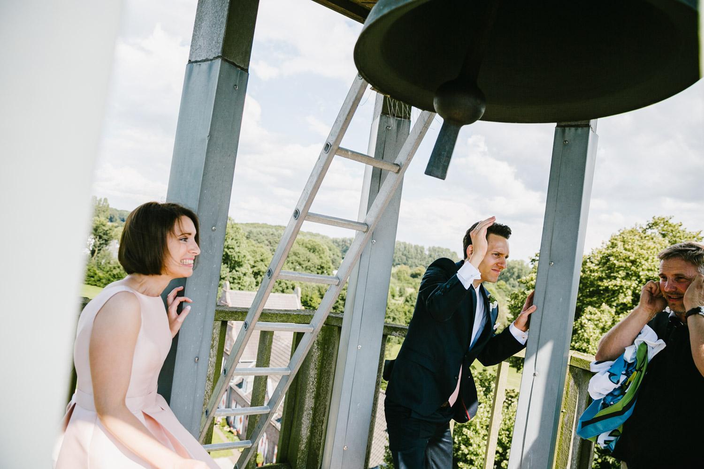 Brautpaar Turm