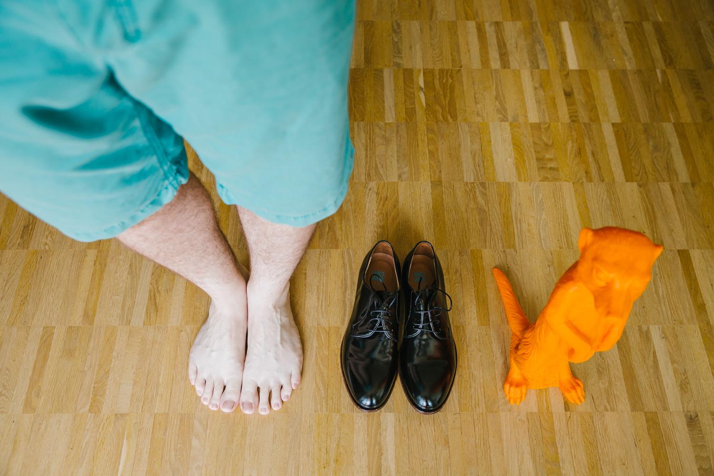 Schuhe Bräutigam