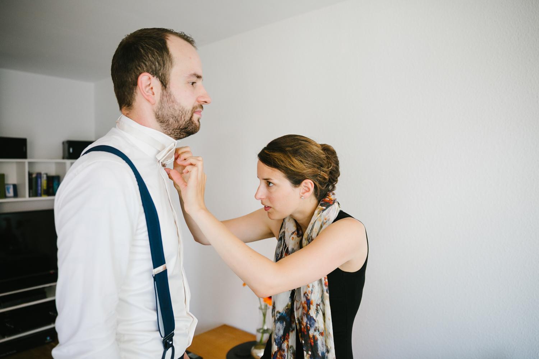 Bräutigam Hemd