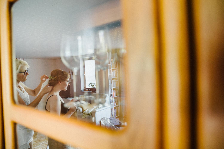 Hochzeitsreportage Vorbereitungen