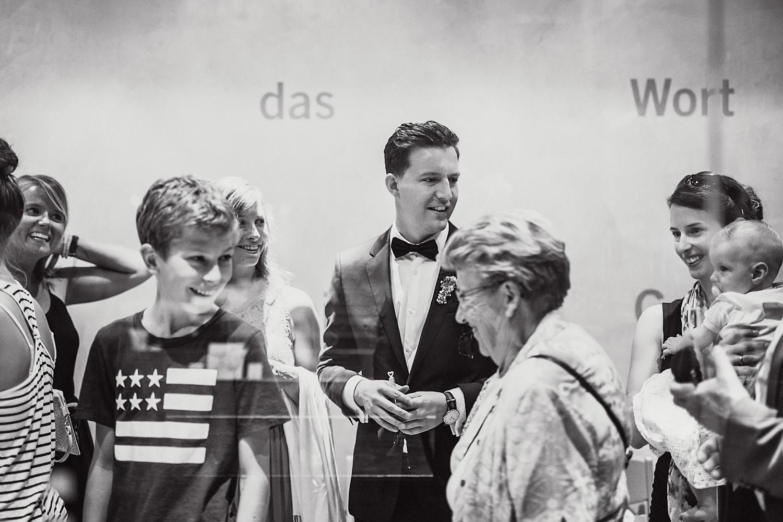 Hochzeitsreportage Gäste