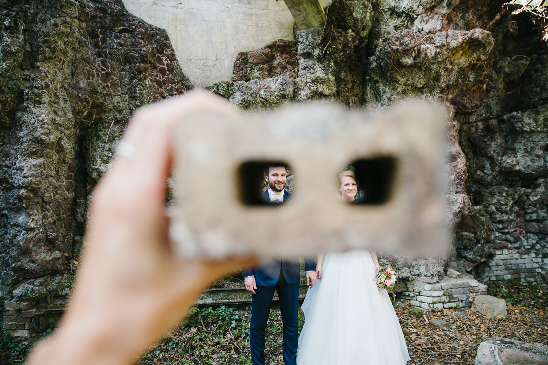 Brautpaarshooting Kreativ