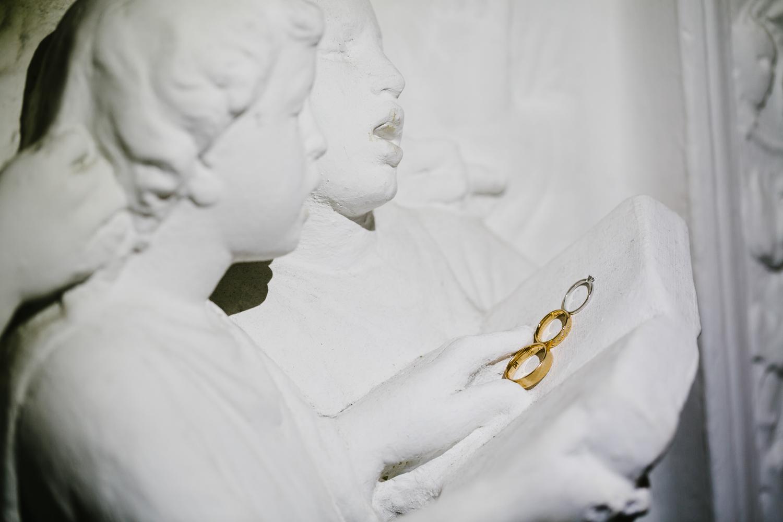 Skulptur Ringe