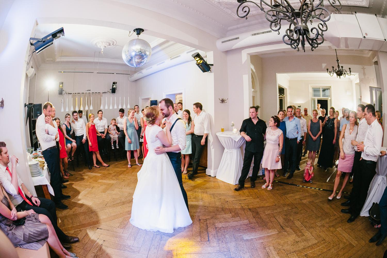 Brautpaar Hochzeitstanz