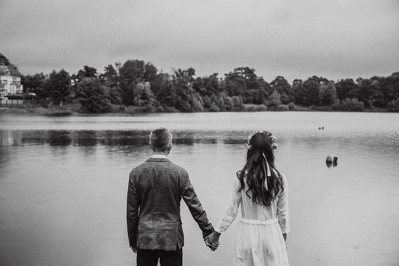 Brautpaarshooting See