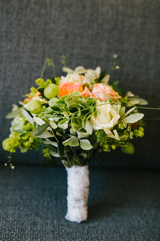Braut Blumenstrauß