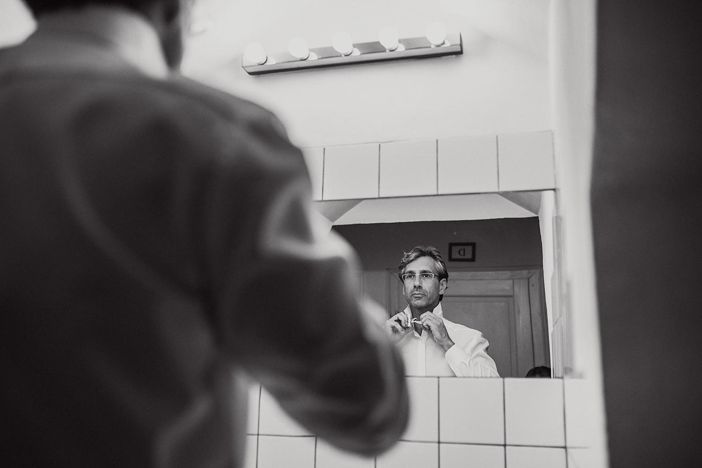 Bräutigam Spiegel