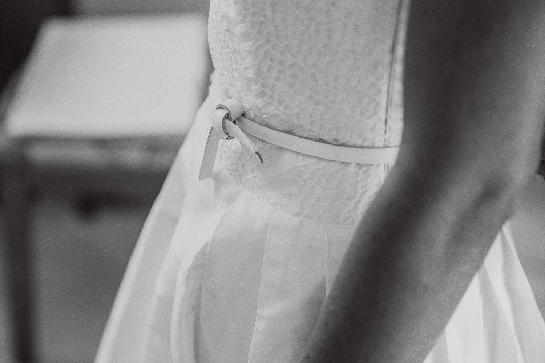 Brautkleid Detail
