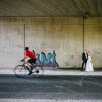 Brautpaarshooting Graffiti