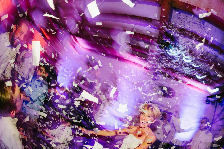 Hochzeitsreportage Party