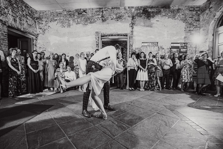 Hochzeitstanz Rittergut Orr