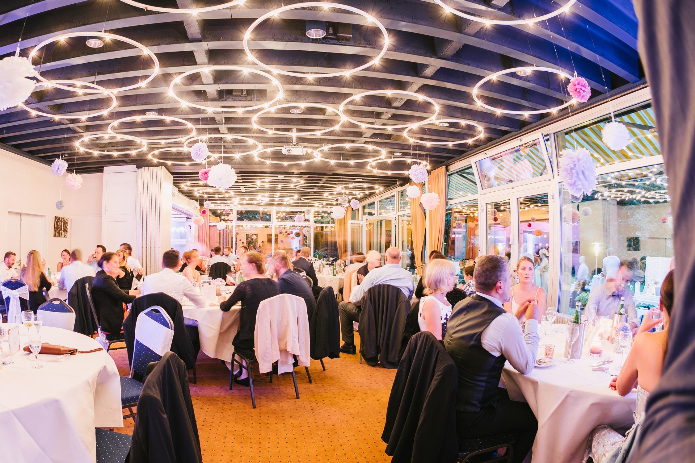 Hochzeitssaal Industrie-Club