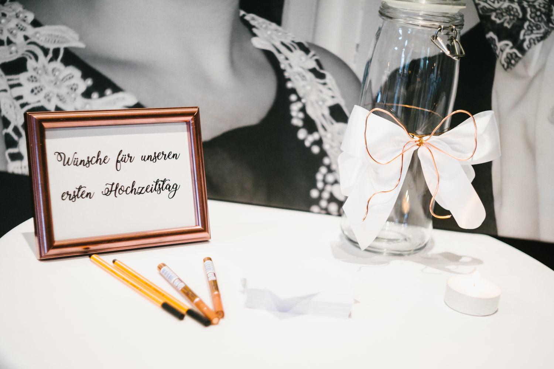Hochzeitswünsche selbst gestalten