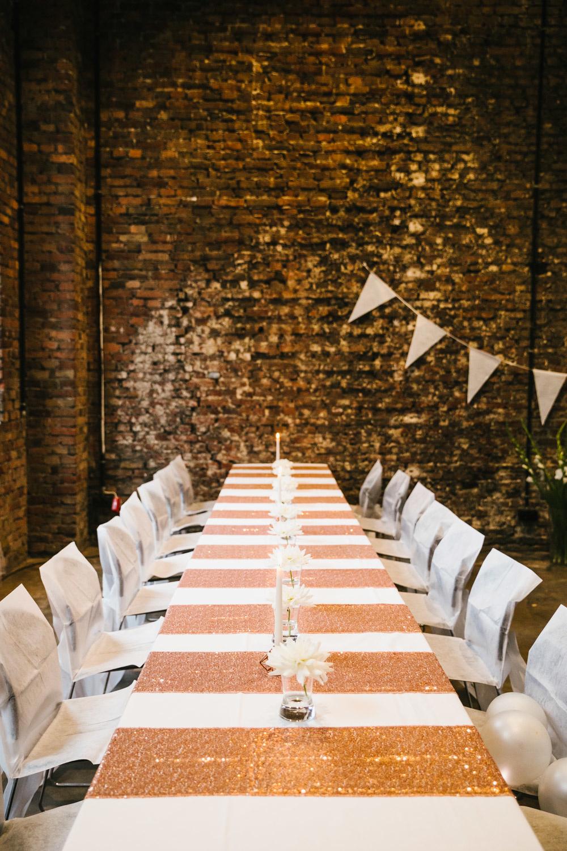 Hochzeitsfeier im Maschinenhaus Essen